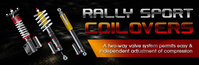 Rally Sport Coil Overs