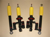 HOT BITS DT1 Canister Shocks Toyot Innova